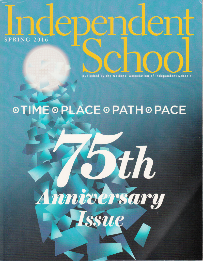 NAIS Independent School Remembering the Backstory
